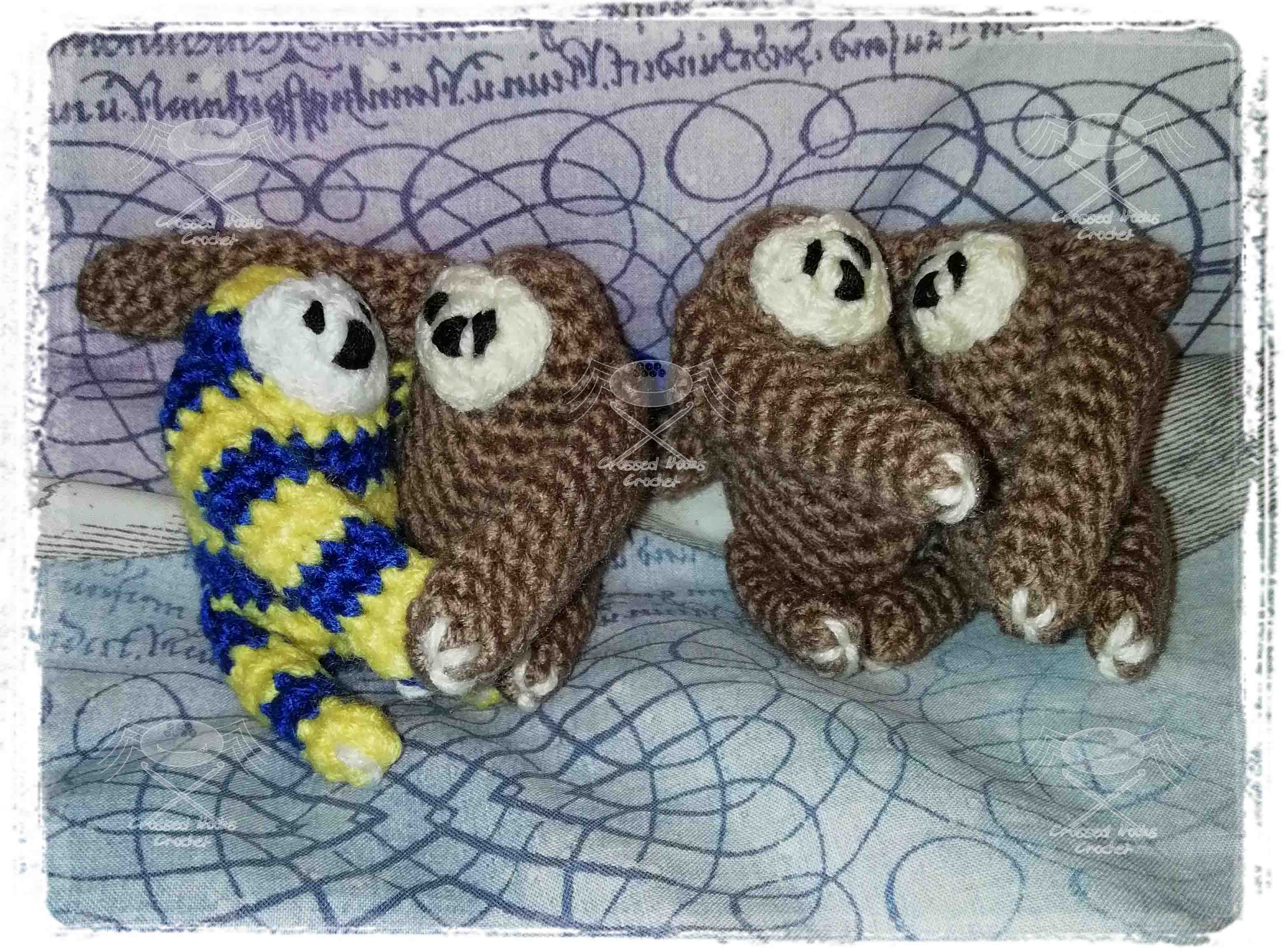 Ravelry: Barn Owl pattern by Vanessa Mooncie   2314x3120